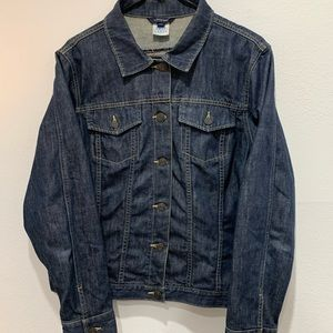 Lands End Denim Shirt